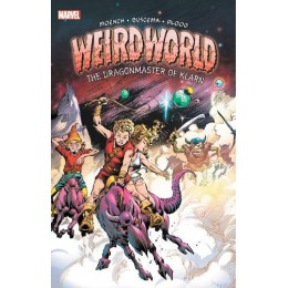 Weirdworld: The Dragonmaster Of Klarn TP (Marvel)