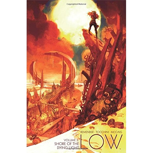 Low Vol 3: Shore of the Dying Light TPB (Image)