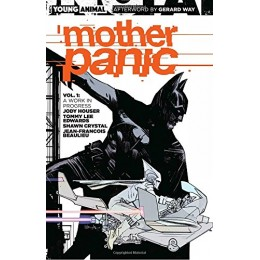 Mother Panic Vol 1: A Work in Progress TPB (DC)
