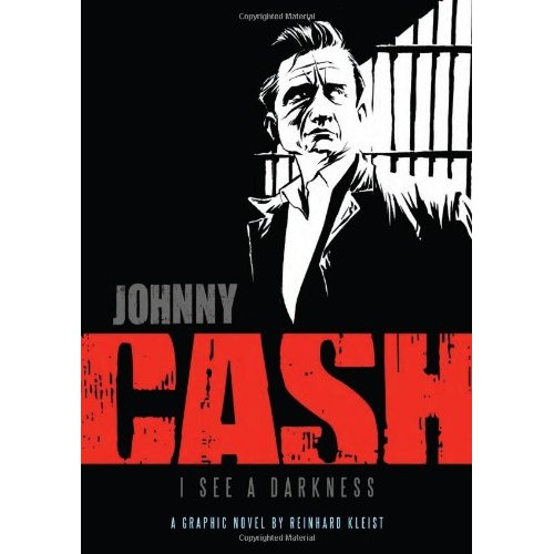 Johnny Cash: I See a Darkness TPB (Self Made Hero)