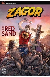 Zagor: The Red Sand TPB (Epicenter Comics)- Out of Stock