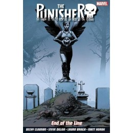 The Punisher Vol 2: End Of The Line TPB (Marvel) (UK Edition)