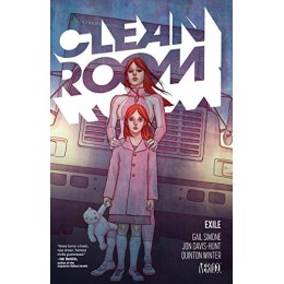 Clean Room Vol 2: Exile TPB (Vertigo)