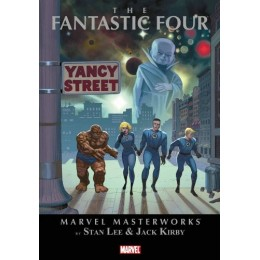 Marvel Masterworks: Fantastic Four Vol 3 TPB (Marvel)