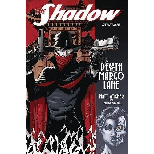 The Shadow: The Death of Margo TPB (Dynamite)