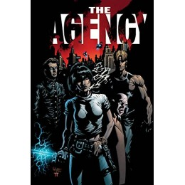 The Agency TPB (Image)