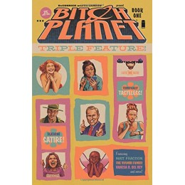 Bitch Planet: Triple Feature Vol 1 TPB (Image)