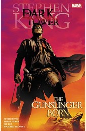 The Dark Tower: The Gunslinger Born TPB (Marvel)