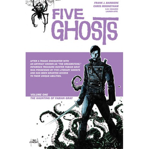 Five Ghosts Vol 1: The Haunting Of Fabian Gray TPB (Image)