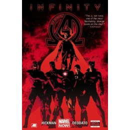 New Avengers Vol 2 : Infinity  HC (Marvel Now!)