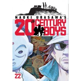 20th Century Boys Vol 22