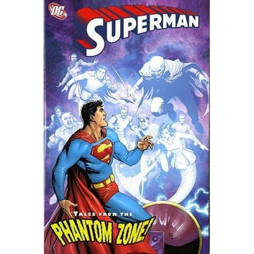 Superman: Tales From The Phantom Zone TP