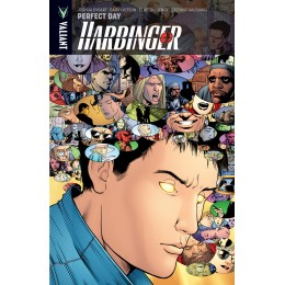 Harbinger Vol 4: Perfect Day TP (Valiant)