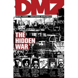 DMZ Vol 5: The Hidden War TP