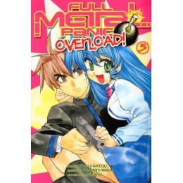 Full Metal Panic: Overload! Vol 5