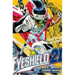 Eyeshield 21 Vol 15