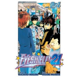 Eyeshield 21 Vol 24