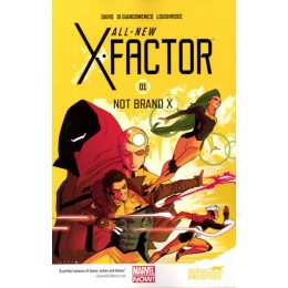 All New X Factor Vol 1  : Not Brand X TP (Marvel Now!)