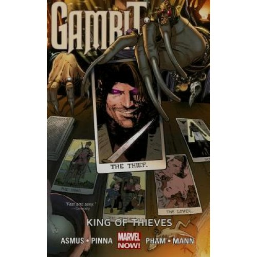 Gambit Vol 3 : King Of Thieves TP (Marvel Now!)