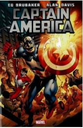 Captain America Vol 2 HC (Marvel)