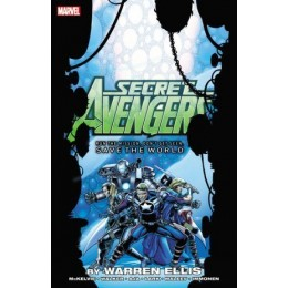 Secret Avengers: Run the Mission Don't Get Seen Save the World TP