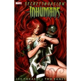 Secret Invasion: Inhumans TP