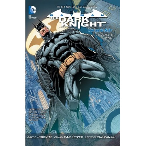 Batman The Dark Knight: Mad Vol 3 TP (The New 52!)