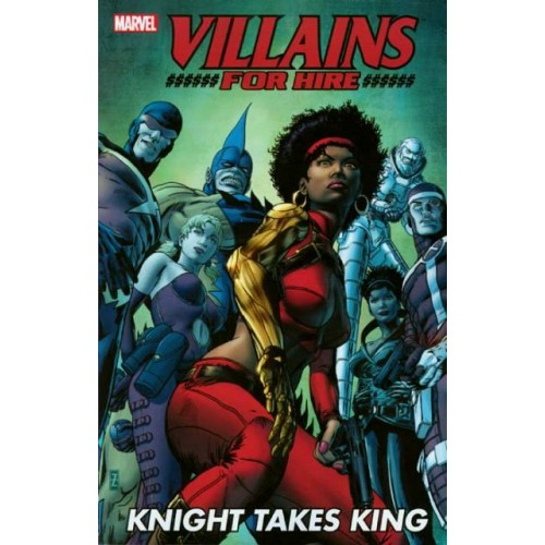 Villains For Hire: Knight Takes King