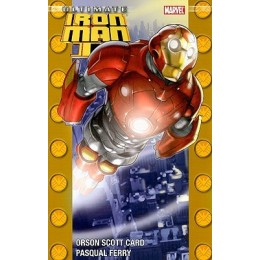 Ultimate Iron Man II TPB (Marvel)