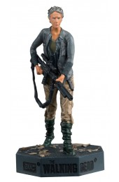 The Walking Dead Carol Figure with Collector Magazine #8