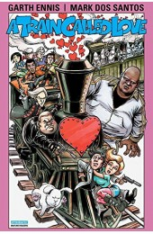 A Train Called Love TPB (Dynamite)