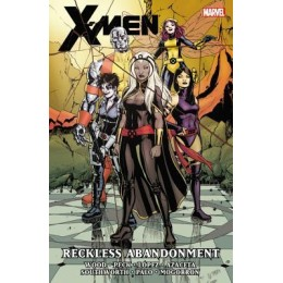 X-Men: Reckless Abandonment TP