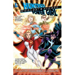 World s Finest: The Lost Daughters Of Earth 2 Vol 1 TP (The New 52!)