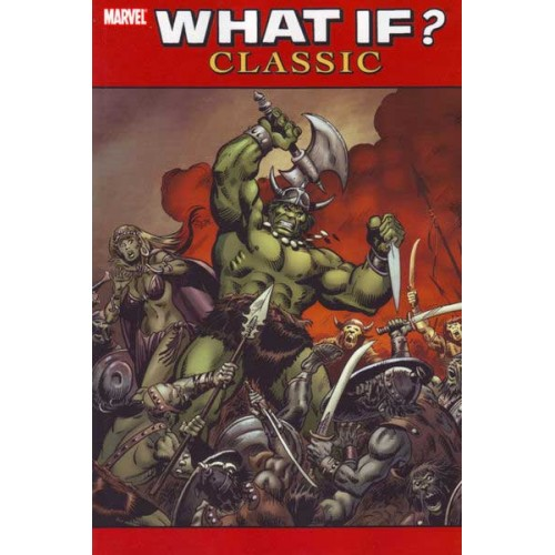 What IF? Classic Vol 4 TP