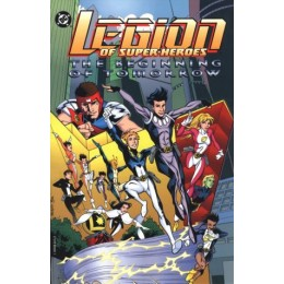 Legion Of Super Heroes: The Beginning Of Tomorrow TP