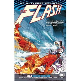 The Flash Rebirth Vol 3: Rogues Reloaded TPB (DC)