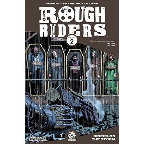 Rough Riders Vol 2: Riders on the Storm TPB (Aftershock)