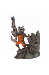 Rocket Racoon and Groot: Guardians of the Galaxy Kotobukiya ArtFX Statue
