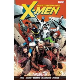 Αstonishing X-Men Vol 1: Life of X TPB (Marvel) (UK Edition)