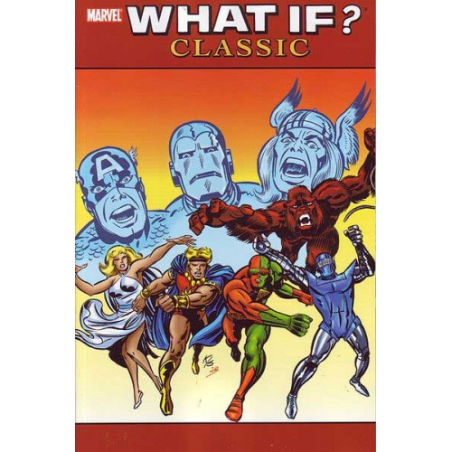 What IF? Classic Vol 2 TP