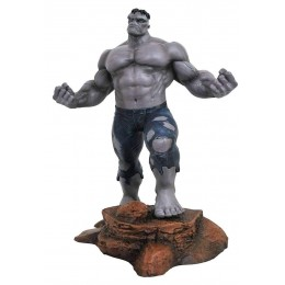 Marvel Gallery: Hulk PVC Statue (Variant SDCC 2018 Grey Version)