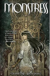 Monstress Vol 1: Awakening TPB (Image)