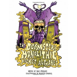 The Doomster's Monolithic Pocket Alphabet HC (Image)
