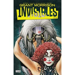 The Invisibles Book One TPB (Vertigo)