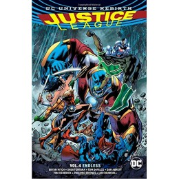 Justice League Rebirth Vol 4: Endless TPB (DC)