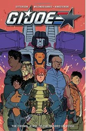 G.I. JOE Vol 1 TPB (IDW)