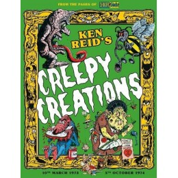 Ken Reid's Creepy Creations HC (Rebellion)
