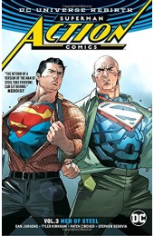 Superman - Action Comics Rebirth Vol 3: Men of Steel TPB (DC)