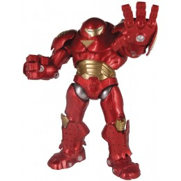 DIAMOND SELECT TOYS Marvel Select: Hulkbuster Action Figure, Multicolor