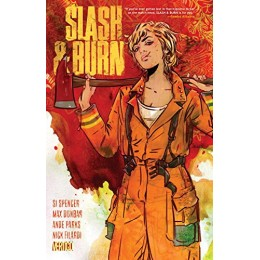 Slash & Burn TPB (Vertigo)
